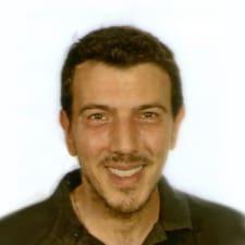 Fabrizio felhasználói profilja