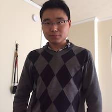 Профіль користувача Honglei