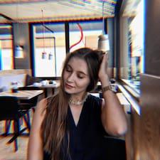 Nutzerprofil von Alisa