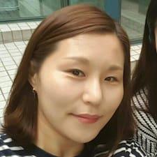 Hye Kyung的用户个人资料