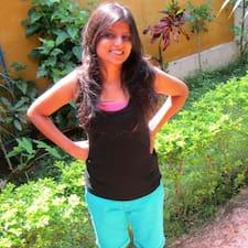 Tanvi User Profile