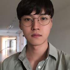 Profil utilisateur de Sanghyeok