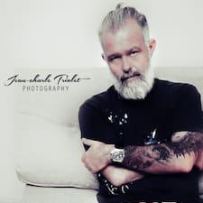 Jean-Charle felhasználói profilja