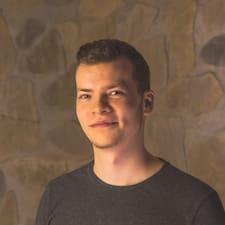 Profil Pengguna Dániel
