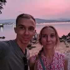 โพรไฟล์ผู้ใช้ Artemy And Kate