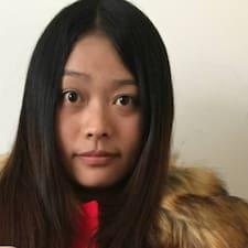 珊 felhasználói profilja