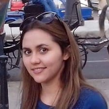 Profil korisnika Déborah María