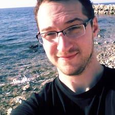 Profil utilisateur de Matej