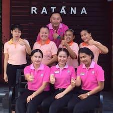 Henkilön Ratana Chalong. käyttäjäprofiili