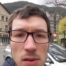 PIerre-Nicolas的用戶個人資料