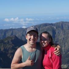 David&Petra felhasználói profilja