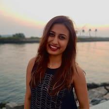 Aishwarya Kullanıcı Profili