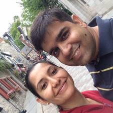 Vaibhav & Mansi User Profile