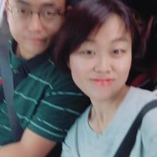 Henkilön HeeJeong käyttäjäprofiili