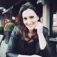 Profilo utente di Sandrine