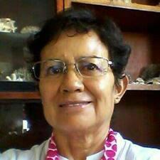 Profil utilisateur de Rosa Patricia