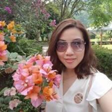 Henkilön Hsiao Suan käyttäjäprofiili