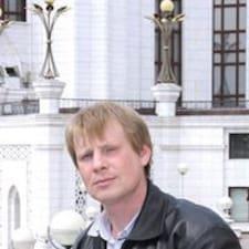 Profil Pengguna Заревин