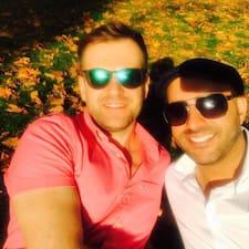 Ahmed & Rafal User Profile