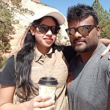 Profil korisnika Kavitha