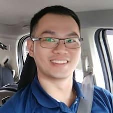 Chia Lun felhasználói profilja