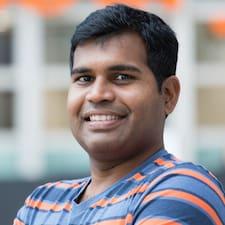 Profil Pengguna Srinath