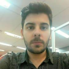 Juan Ignacio felhasználói profilja