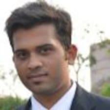 Raghav felhasználói profilja
