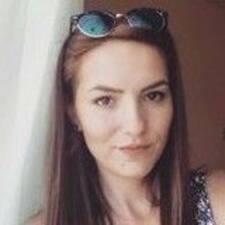 Ruxandra felhasználói profilja
