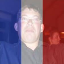 Gebruikersprofiel Jean Francois