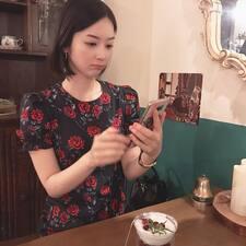 Profil utilisateur de Jeongeun