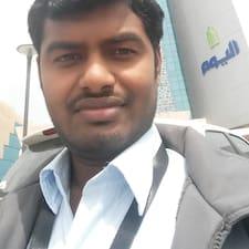 Nutzerprofil von Karthikeyan