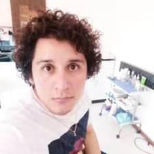Profil utilisateur de Sergio Enrique