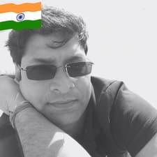 Perfil de usuario de Vinod