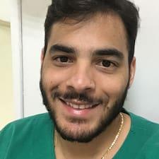 Perfil de usuario de Gedeão
