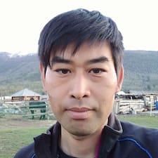 Profil utilisateur de 坚柱
