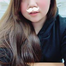惠評 felhasználói profilja
