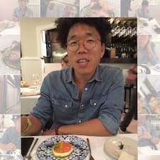 Профиль пользователя Jong HO