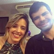 Profil utilisateur de Luziana Medeiros