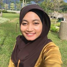 Profil utilisateur de Fariha