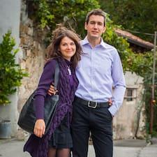 Henkilön Tanja & Filip käyttäjäprofiili