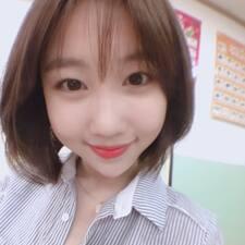 Bogyeong (Kristen) felhasználói profilja
