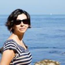 Henkilön María Cruz käyttäjäprofiili