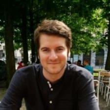 Dries felhasználói profilja
