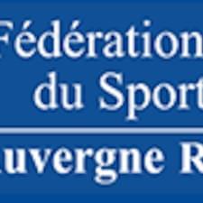Användarprofil för Ligue AuRA