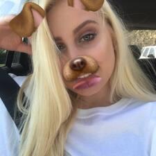 Sadie - Uživatelský profil