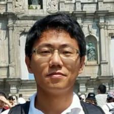 Henkilön Jianle käyttäjäprofiili