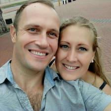 Claire & Gareth User Profile