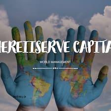 Here II Serve Capital Superhost házigazda.