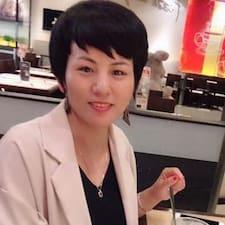 Profil utilisateur de 李爱霞